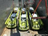 Amphibex AE1200P, Агрегат, Земснаряд, Экскаватор, Амфибия - фото 5
