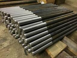 Анкерная тяга с накладками 50x225x56 мм 09Г2С СНиП 3-18-95