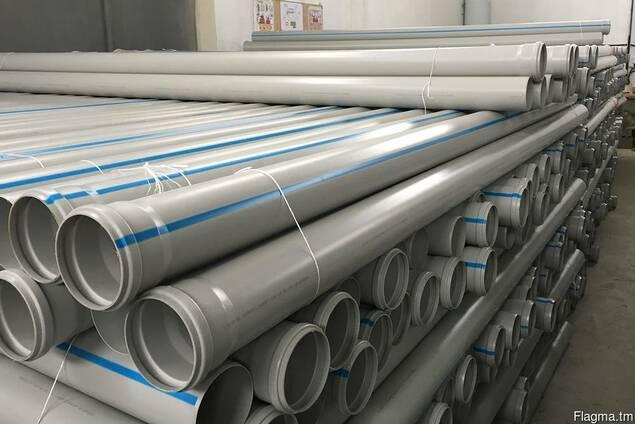 Канализационные трубы 110х1000, 2,7 мм