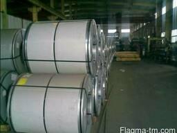 Оцинкованная рулонная сталь 2,0 от производителя