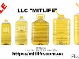 Подсолнечное масло рафинированное оптом Украина LLC Mitlife
