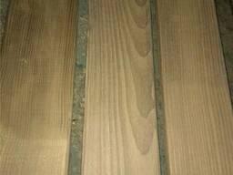 Термомодификация древесины.