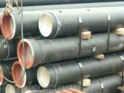 Трубы чугунные (С ЦПП, Без ЦПП) 300 мм ТЧК ГОСТ 6942-98