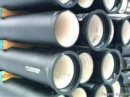 Трубы чугунные (С ЦПП, Без ЦПП) 400 мм ТЧК ГОСТ 9583-75