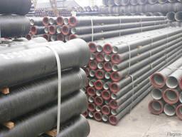 Трубы чугунные (С ЦПП, Без ЦПП) 700 мм ТЧК ГОСТ 6942-98