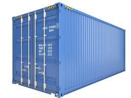 20-фут контейнер б/у