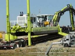 Земснаряды из Канады Amphibex AE800P. - фото 4