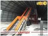 Ангар быстровозводимый арочный - фото 3
