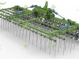 Борона пружинная тяжелая Green Ray WTD 7,5