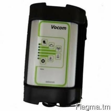 Диагностический сканер volvo vocom 88890300