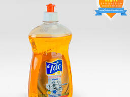 Dishwashing liquid detergent orange 500ml Täç