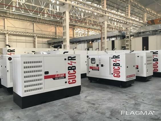 Дизельные генераторы Gucbir (Турция) под заказ