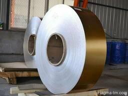 Дюралевая лента 0. 25 мм ВД1АН2 ГОСТ 13726-97