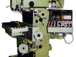 Фрезерный широкоуниверсальный станок с ЧПУ 67К25ПФ2 Круглошлифовальный станок 3Б12 Токарны