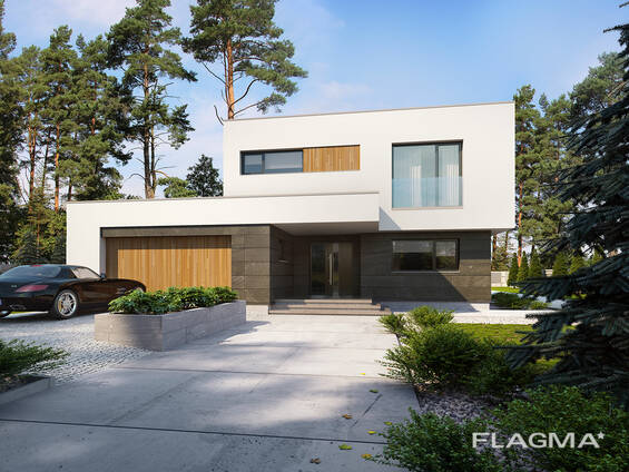 Каркасный дом 226м2 за 120000€