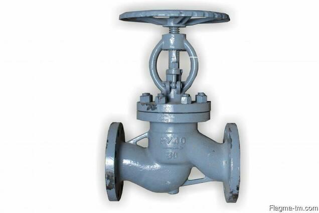 Клапаны (вентили) запорные фланцевые стальные по ГОСТу ANSI