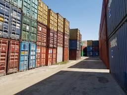 Контейнерные перевозки -Международные до дверей. (10-14 дней)
