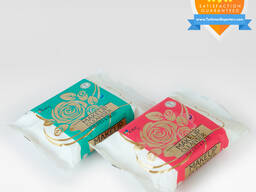 Makeup cleansing wipes Made in Turkmenistan