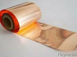 Медная кровельная лента 1. 1 мм М1Е ГОСТ 1173-2006