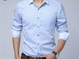 Мужские рубашки - фото 6