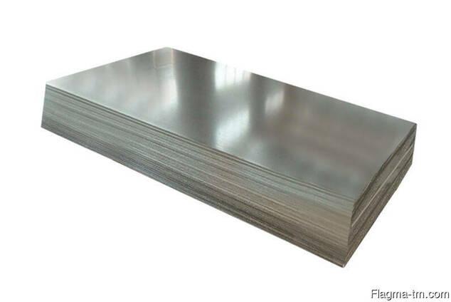 Нержавеющий лист 1.4 мм 03Х16Н15М3 ГОСТ 19903-2006