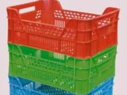 Пластмассовые ящики - фото 2