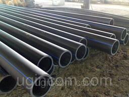 Полиэтиленовые трубы SDR17 диаметром 110 мм