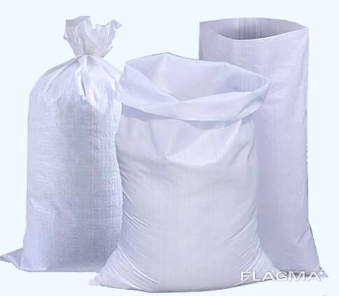 Полипропиленовые мешки и шпагат