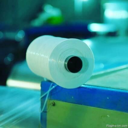 Полипропиленовые нити для плетения мешков
