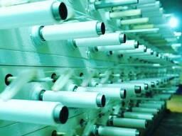 Полипропиленовые нити для плетения мешков. - фото 3