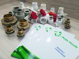 Полипропиленовые трубы, фитинги и Канализационные трубы - photo 1