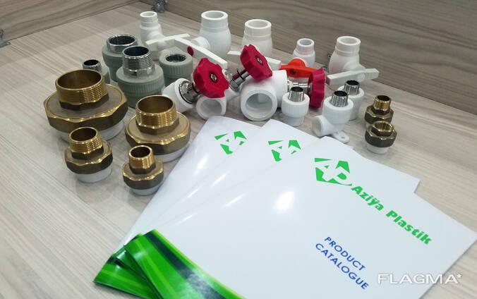 Полипропиленовые трубы, фитинги и Канализационные трубы
