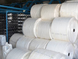 Polypropylene and polyethylene bags