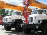 Поставка и продажа новых автокранов моделей Ивановец в Туркменистане - photo 2