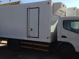 Продажа грузового авто с холодильной камерой