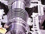 Repair and service of steam turbines with a capacity of up to 1000 MW - photo 1