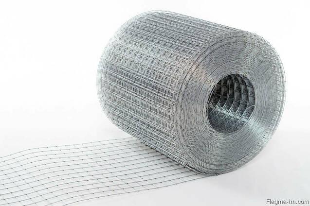 Рифленая нержавеющая сетка 6x6x1.2 мм 12Х18Н10Т ГОСТ 3826-82