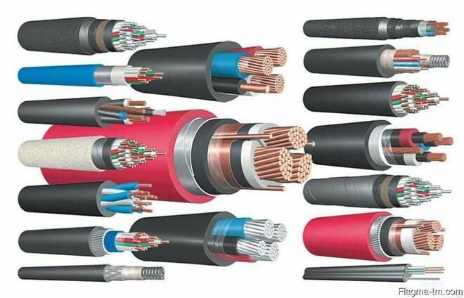 Силовой кабель 1x16 мм АВВГ ГОСТ 16442-80