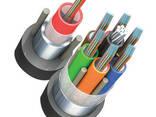 Силовой кабель 1x4 мм АВВГ ГОСТ 16442-80 - фото 1