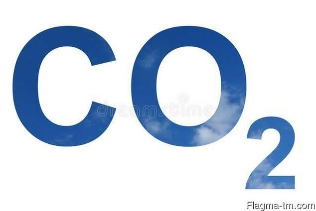 СО2 углекислый газ