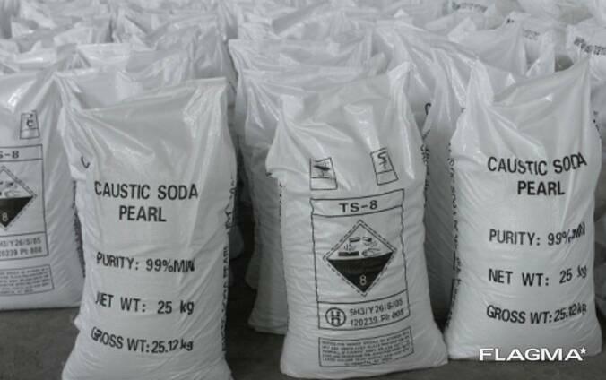 Сода Каустическая Caustic soda