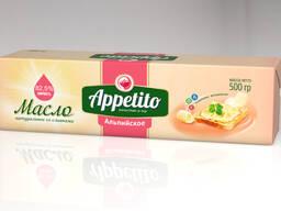 """Спред растительно-сливочный """"Appetito"""" с мдж 82,5% 500гр"""