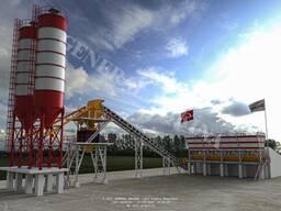 Стационарные бетонные заводы Royal 150