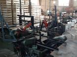 Станки для производства деревянного шпонового ящика - фото 3