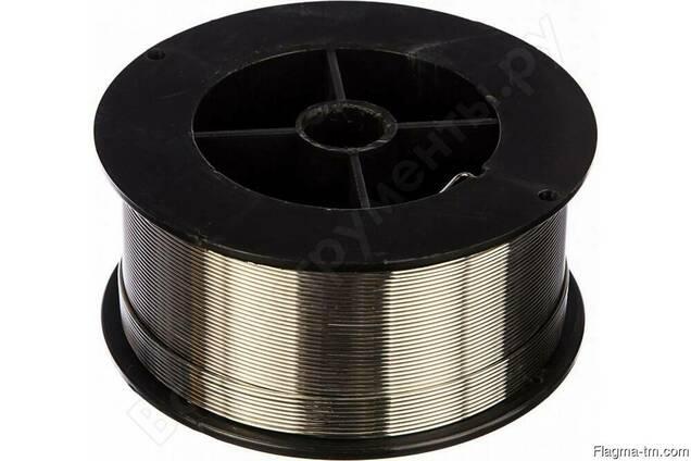 Титановая сварочная проволока 2.4 мм ВТ20-2св ГОСТ 27265-87