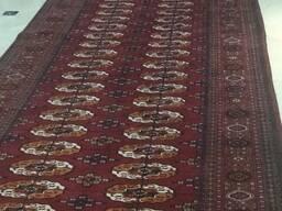 Turkmen gyzylarbat haly