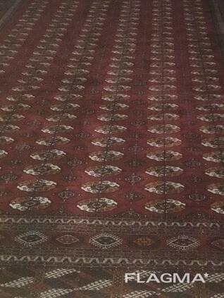 Туркменский ковёр ручной работы