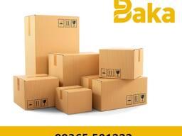Производство упаковок из гофрокартона