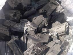 Высококачественный крупнокусковой древесный уголь/ Charcoal