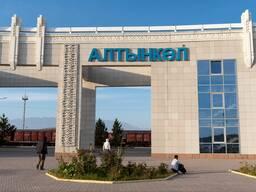 Железнодорожные перевозки Китай - Туркменистан